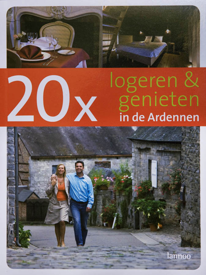 Planning a splendid trip in a charming hotel and exploring the region for a few days? We selected 10 regions in the Ardennes and combined 20 delightful restaurants and hotels: from a restored forge to a threehundred year old farm. Every chapter of...