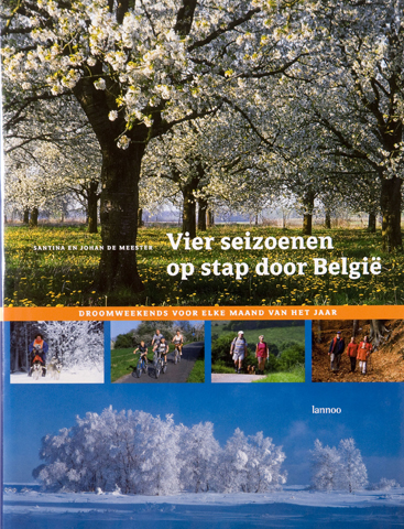 Abroad in Belgium? Groenreporters put a highlight on their favourite spots in every month! The journey goes up and down the country, from the 'far west' to the 'deep south'. In the month of April you can spot the flowering ...