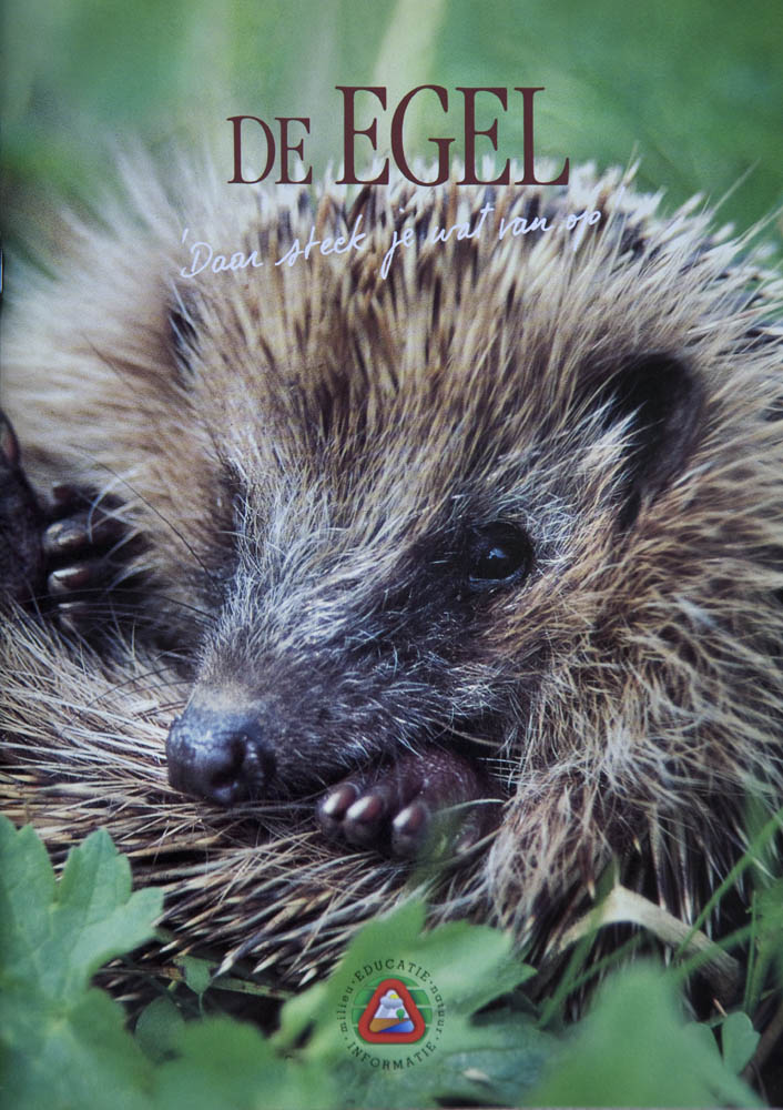 Hedgehog biography, ordered by the Flemish government