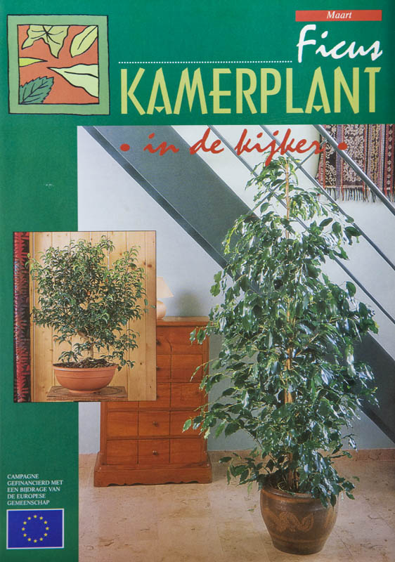 Series of posters, ordered by the Belgian organization for agro-marketing